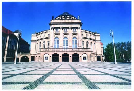 Chemnitz Opera House