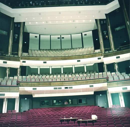 Chemnitz Opera House interior