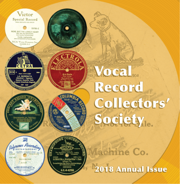 VRCS Annual Issue 2018